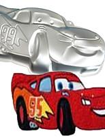 vier-c sportwagen vorm aluminium taart bakpan schimmel, bakken benodigdheden voor cakes, bakvorm bakvormen metal