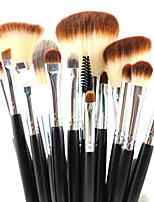 Professional 15pcs Makeup Brushes Set High Quality Makeup Tools Kit