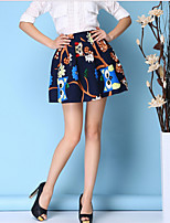 Women's Fashion Owl Print A-line Skirts(More Colors)