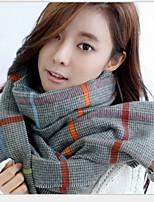 Women Cute Cotton And Hemp Shawls Scarve