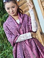 Women Cute Thickening In Winter Wool Blend Scarf