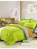Multi Color Cotton King Duvet Cover Sets