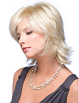 Fashion Capless Short Blonde Wigs Hiqh Quality