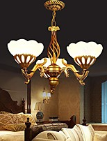 Chandeliers Modern/Contemporary Living Room/Bedroom/Study Room/Office Metal