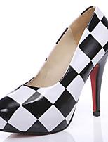 Women's Shoes Stiletto Heel Heels/Closed Toe Pumps/Heels Office & Career/Dress/Casual