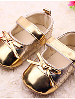 Baby Shoes Casual  Flats Black/Purple/Silver/Gold