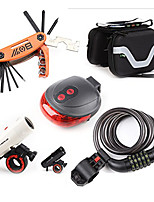 Cycling Accessories Deluxe Edition 5 Sets