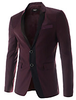 Men's 2015 Autumn Slim Casual Long Sleeved Suits