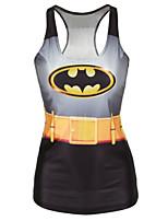 Superhero Batman Sexy Woman Cosplay Costumes