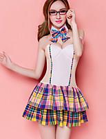 Vestidos y faldas/Accesorios Para el Cuello ( Almendra , Spandex , Sala de Baile ) - Sala de Baile - para Mujer