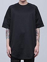 Men's Long Sleeve T-Shirt , Others Casual Print