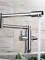 Fold Kitchen Faucet Extension Hot And Cold Water Kitchen Faucet Mixer Tap Sink Torneira DE Cozinha