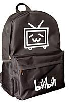 bilibili Oxford Black Cosplay Backpack Bag
