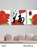 DIY Digital Oil Painting With Solid Wooden Frame Family Fun Painting All By Myself   14 Chinoiserie 7037