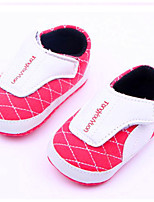 Baby Shoes Casual Fabric Loafers Blue/Red/Neutral