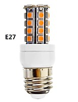 G9/E26/E27 5 W 36 SMD 5050 480 LM Warm White/Cool White Dimmable Corn Bulbs AC 110-130/AC 220-240 V