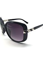 Women 's 100% UVA & UVB Rectangle Sunglasses