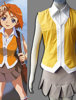 Cosplay Vigour My-Hime Female School Uniforms Cosplay Costume