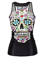 Womens Fashion Summer Casual Vest Tops Tank Sleeveless Shirt Blouse