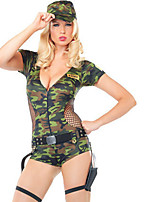 Women's Sexy Polyester Uniforms Cospay Lingeries