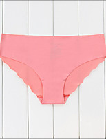 Para Mujer Bragas Tanga/C-String/Panti Ultrasexy/Sin Costura/Panti Modelador - Poliéster