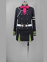 Costumes Cosplay - Autres - Autres - Top/Chemise/Jupe/Cravate/Plus d'accessoires