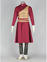 Cosplay Vigour Naruto Sabaku No Gaara Cosplay Costume