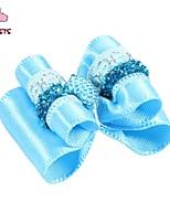 Accessoires pour poils - Chiens/Chats - Mariage/Cosplay - Bleu - en Matériel mixte -
