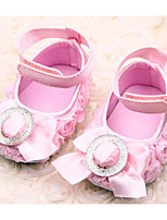Baby Shoes Casual Fabric Flats Blue/Pink/Purple/Red/White/Neutral