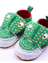 Baby Shoes Casual Canvas Fashion Sneakers Blue/Green