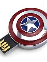 Scudo meraviglia di Capitan America 16g usb flash drive
