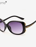 Lureme®Fashion Gradual Change Box Bar Dragonfly Women'S Ultraviolet-Proof Sunglasses