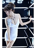 Women's Sexy V-neck Spaghetti Strap Nightwear