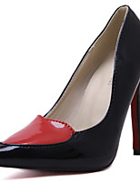 Women's Shoes Patent Leather Stiletto Heel Comfort Pointed Toe Pumps Party and Dress More Colors available