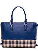 Alfa Artist® Women 's Fashion Casual PVC/PU Messenger Bags/Totes