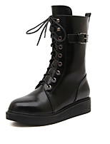 Women's Shoes  Wedge Heel Wedges Boots Casual Black