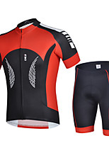 Cycling Clothing Bike Bicycle Short Sleeve Cycling Jersey