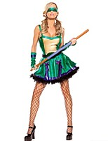 Costumi - Costumi fiabe - Donna - Halloween/Carnevale/Capodanno - Abito/Guanti/Maschera