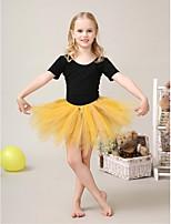 Kinderen - Uitvoering/Ballroomdansen - Tutus&Rokken ( Goud , Tule/Lycra