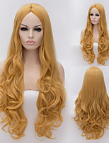 European And American High-Quality High-Temperature Wire Curly Hair Wig Fashion Girl Necessary