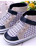 Zapatos de bebé - Botas - Casual - Tejido - Caqui