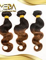 3Pcs/Lot Brazilian Virgin Hair T-Color Body Wave Hair 100% Human Hair Extension  Brazilian Hair Weave Bundles