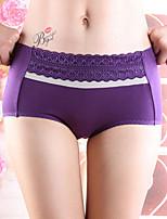 Women Cotton/Lace Ultra Sexy Panties Women's Comfortable Underwear