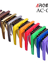 AROMA AC-01 Guitar Capo The Acoustic Guitar Electric Guitar (Assorted Colors)