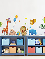 Wall Stickers Wall Decals Style Cartoon Paradise PVC Wall Stickers
