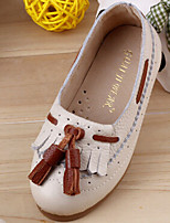 Girls' Shoes Casual Comfort  Flats White