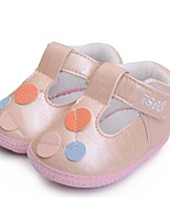 Baby Shoes - Casual - Ballerine - Finta pelle - Bianco / Champagne