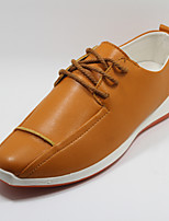 Men's Shoes Casual Oxfords Yellow/White