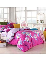 Multi Color Cotton King Duvet Cover Sets