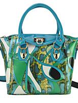 The New 2015 European And American Fashion Serpentine Female Package Dumplings Bag Shoulder Bag Handbag VK1340